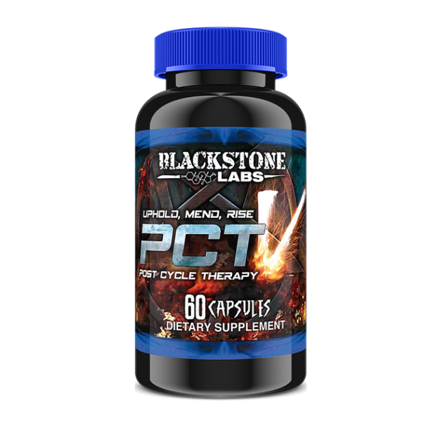 Blackstone Labs PCT V 60 Caps Post Cycle Five Stage Therapy Arimestane