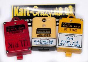 Transponder-Repair-amp-Testing-AMB-160-260-amp-MX-Kart-Motorbike-Car-Race
