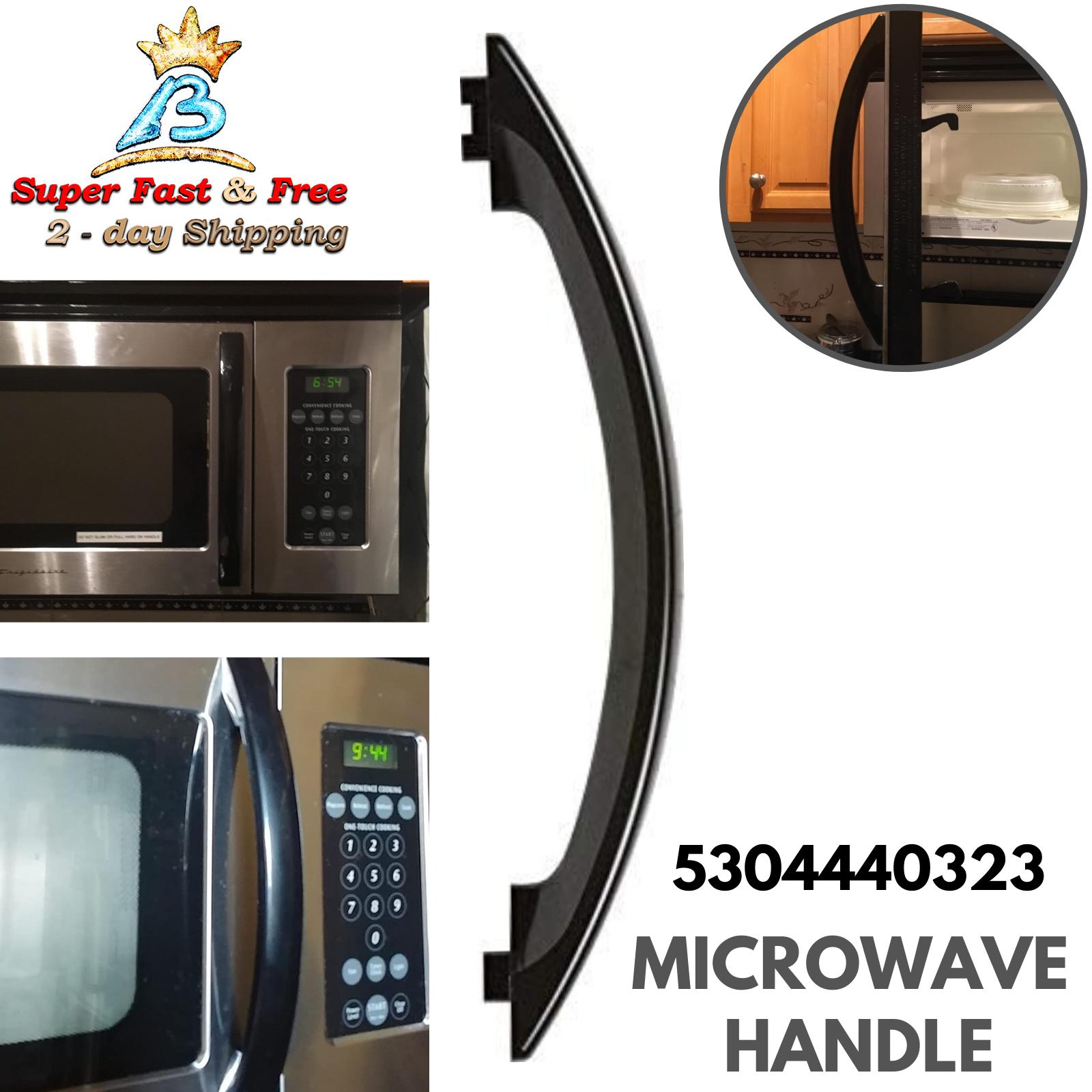 OEM Frigidaire 5304440323 Microwave Door Handle
