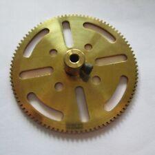 95 Zähne 64mm für Baukasten Messing Zahnrad mit Schrauben 10x MÄRKLIN 10595