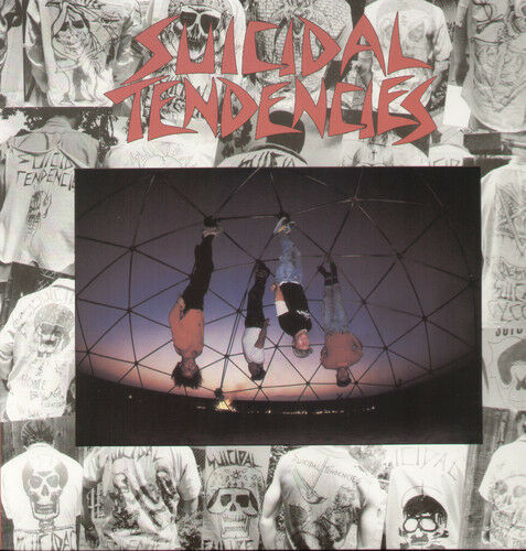 Suicidal Tendencies - Suicidal Tendencies [New Vinyl]