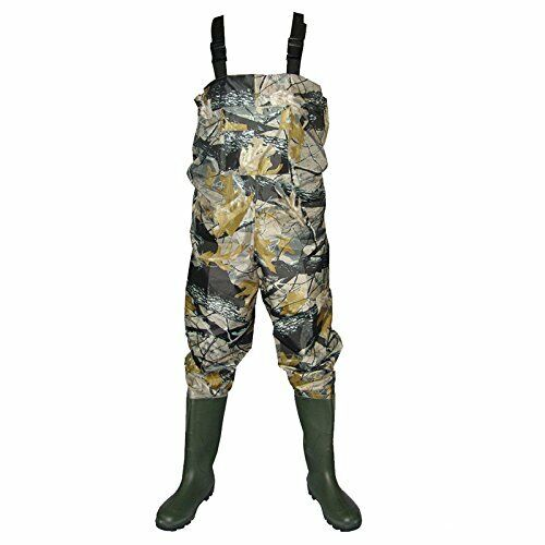 Breathable Fishing Waders stivali Foot Chest Hunting stivali Pants Waders Fishing Pants stivali 0ac4e4