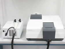 Agilent Cary 100 Uv Vis G9821a Spectrophotometer System 6x6 Multicell Peltier