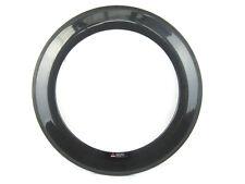 carbon fiber bike 88mm tubular rims only 1 piece 16-36 holes road bicycle rim