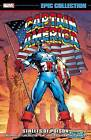 Captain America Epic Collection: Streets of Poison by Mark Gruenwald (Paperback, 2015)