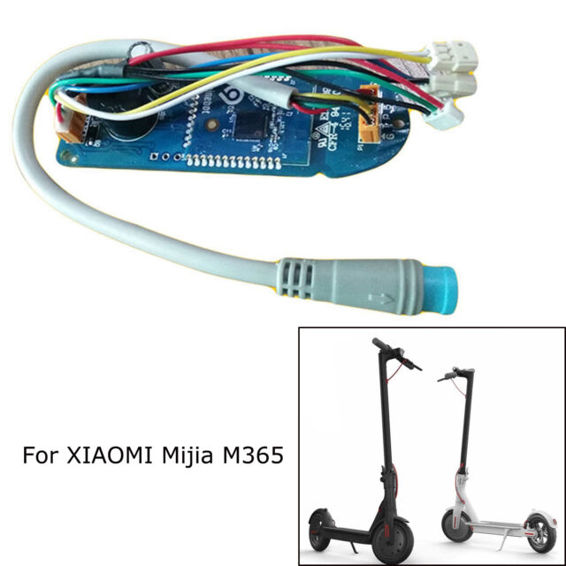 Automobiles & Motorcycles Professional Direct Fit Dashboard Parts Plug Replacement Scooter Circuit Board With Cover Durable Bluetooth For Xiaomi M365 Accessories