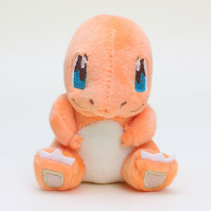 Pokemon Charmander Peluche 4 Charizard Plush Figure Salameche Glumanda Center Ds Limpide à Vue