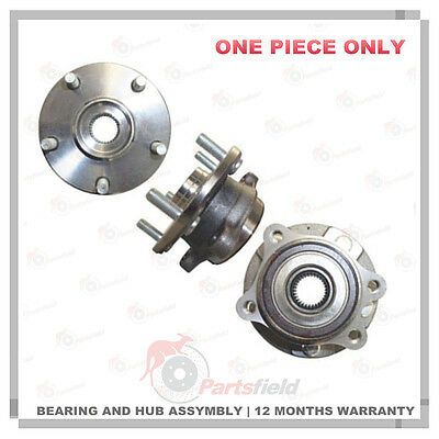 2001 2002 2003 2004 For Ford Escape Front Wheel Bearing and Hub Assembly x2