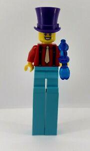 Balloon Dog Trans Dark Blue Set 60234 Fun Fair NEW LEGO Figure Accessory