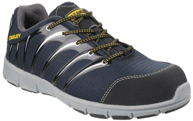 Stanley Globe Safety S1 P Steel Toe Cap Sports Trainers Shoes UK7-12 Mens