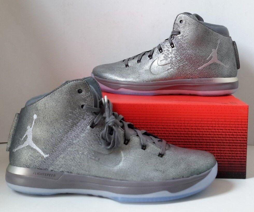 Nike Air Jordan XXXI 31 PRM Battle Grey Cool Grey Wolf Grey SZ 12 (914293-013)