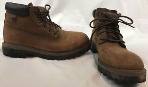 6de762b3aa20a Skechers 4442 Waterproof Men's VERDICT Hiking Work Boot Brown Sz US ...