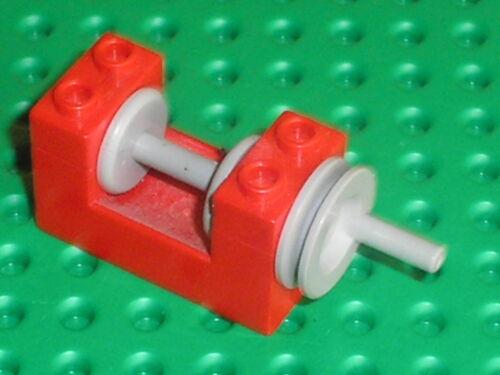 set 7838 7817 4223 6446 5591 6542 4555 6543 LEGO vintage red winch ref 73037