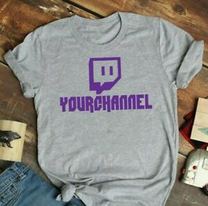 Twitch Stream-T-Shirt