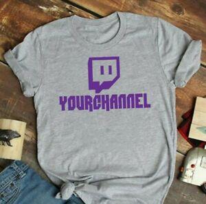 Twitch Stream-T-Shirt
