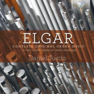 DANIEL-JUSTIN-COMPLETE-ORIGINAL-ORGAN-MUSIC-CD-NEW-ELGAR-EDWARD