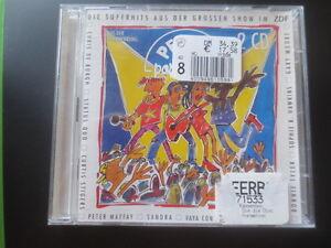Peter Illmann Präsentiert 2 CD s von 1992, Peter s POP SHOW, aus ZDF, s. Fotos!! - Wiehl, Deutschland - Peter Illmann Präsentiert 2 CD s von 1992, Peter s POP SHOW, aus ZDF, s. Fotos!! - Wiehl, Deutschland