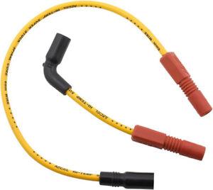 21040234 Harley Davidson XL - - cable de encendido 8mm establecido amarillo Accel.