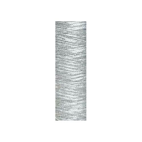 0023 - 6 g // ca 150 m Wolle SILBER DECO von LANG YARNS