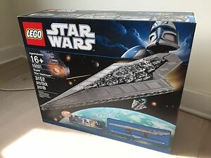 Lego Star Wars 10221 Ucs Super Destroyer Neuf - Sous Scellé