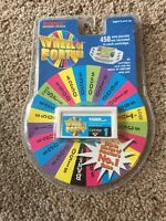 Collectible Tiger Electronics Wheel Of Fortune Game Cartridge 1