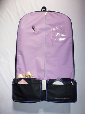 AMD Dance Designs New Purple Costume bag