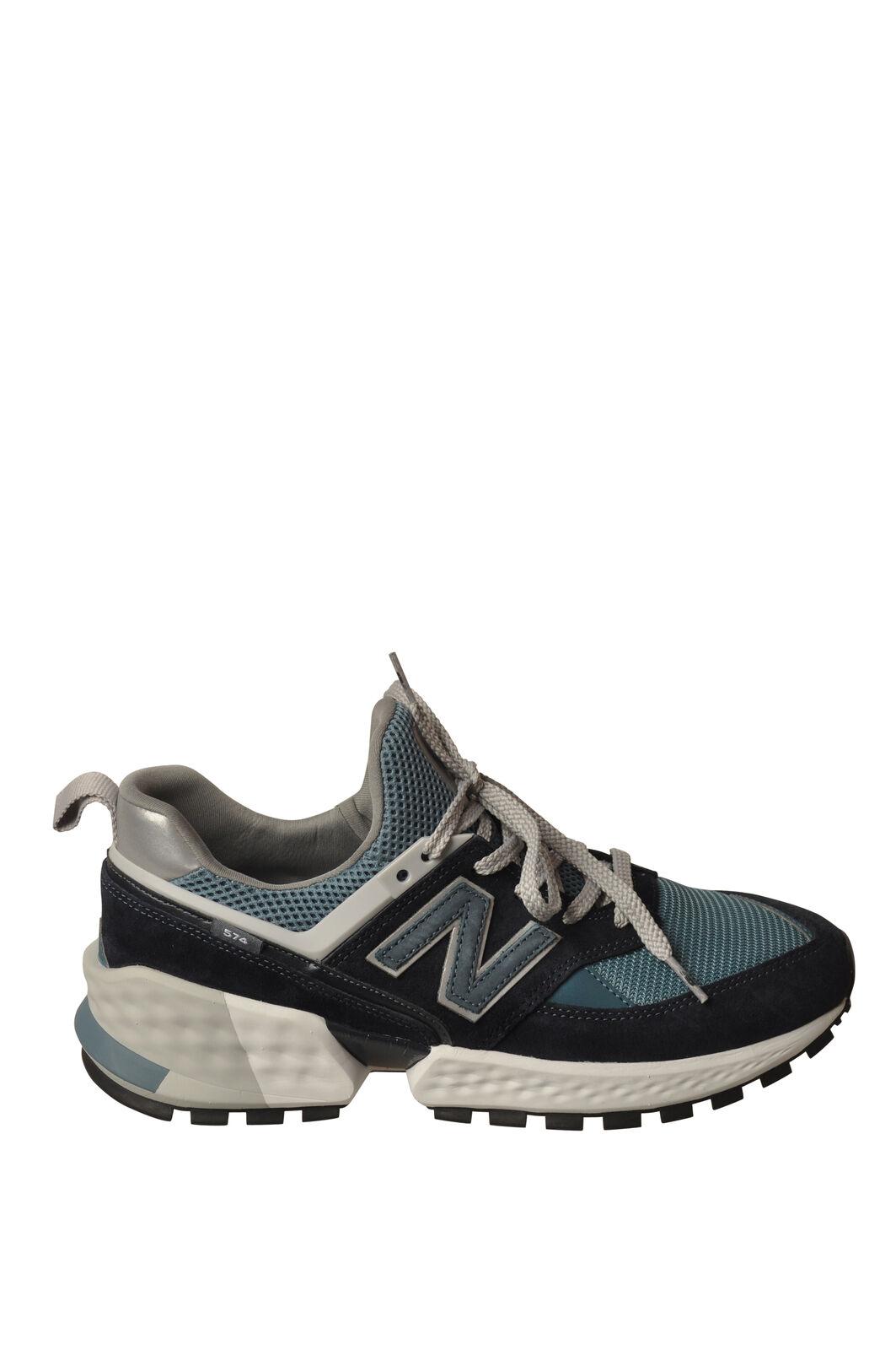 New Balance - shoes-Lace Up - Man - bluee - 6219330C190724