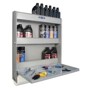 Rb large aluminum workstation storage cabinet trailer ebay for Rb storage