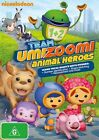 Team Umizoomi - Animal Heroes (DVD, 2014)