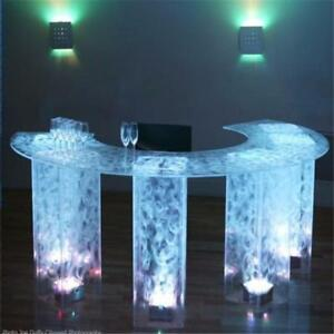 Light Kit Waterproof Outdoor Led Lighting Remote Controlled Under Table  Lights