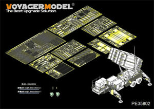 Voyager-Models-1-35-MIM-104F-Patriot-SAM-System-PAC-3-Detail-Set-for-Dragon