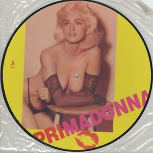 Madonna-Primadonna-Picture-Disc-JR07-Limited-Edition-Number-2214