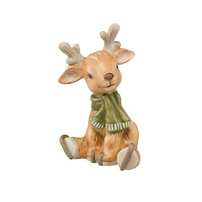 Goebel Rentier Jacky NEUHEIT 2018 Weihnachten Figur Goebelfigur Tier NEU