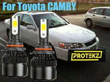 Led Camry 2000 2001 Headlight Kit 9006 Hb4 6000k White Cree Bulbs Low Beam