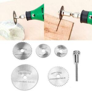6pcs-High-Speed-Steel-Cutting-Wheel-Grinding-Disc-Grinder-Rotary-HSS-Saw-Blade