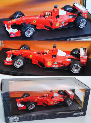 Hot Wheels 26737 ferrari f1-2000 scuderia ferrari marlboro michael schumacher
