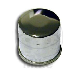 Ölfilter Hiflo chrom Suzuki GW 250 RF 600 900 SFV 650 SV 650 1000 TL 1000 *NEU*