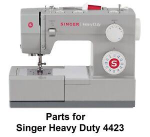 Original Singer Heavy Duty 4423 Sewing Machine Replacement Repair Parts