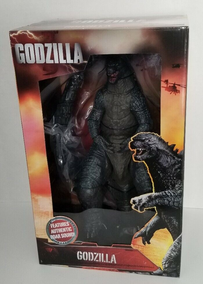 NECA 2014 Movie 12 Godzilla, 24 From Head Head Head To Tail Action Figure 8ffeca