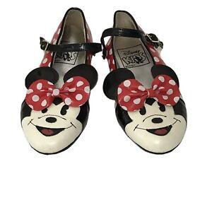 Vintage Minnie Mouse Shoes Disney Kids