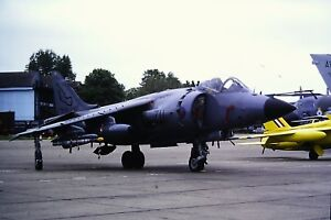 2-231-2-Harrier-Sea-Harrier-FRS-Royal-Navy-711-Squadron-Kodachrome-Slide