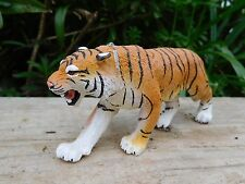 BENGAL TIGER big cat Safari Ltd Plastic wildlife mammal replica - 15cm x 6cm NEW