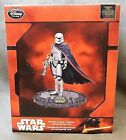 "Star Wars Captain Phasma 10"" Figurine Disney Licensed Limited Edition 1200"