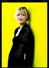 Anna Schudt Autogrammkarte Original Signiert ## BC 6963