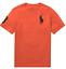 Polo-Ralph-Lauren-Enfants-Garcons-Filles-a-encolure-ras-du-cou-manches-courtes-T-Shirt-top-2-To miniature 2