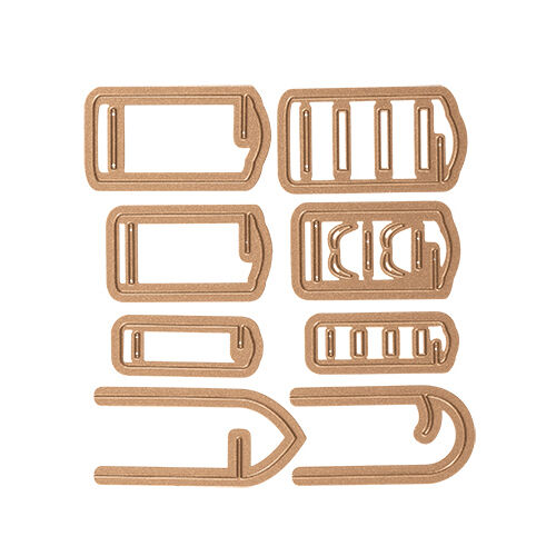 Spellbinders Designer Series Die ~ BOW HELPERS AND CLOSURES ~S4-596 Becca Feeken