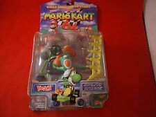 Mario Kart 64 Yoshi Racer Toy Biz N64 *NEW* Sealed Rare Canadian Variant