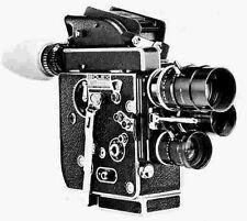 Bolex Ultra 16mm Conversion for Any Model of Bolex, Eclair and Arriflex Cameras