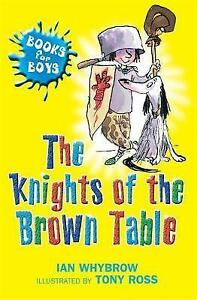 The-Knights-of-the-Brown-Table-Books-For-Boys-by-Ian-Whybrow-Good-Used-Book