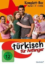 9 DVD-Box ° Türkisch für Anfänger ° Superbox - Staffel 1 + 2 + 3 ° NEU & OVP